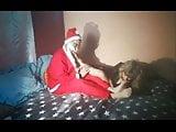 Mel and Santa Claus 3